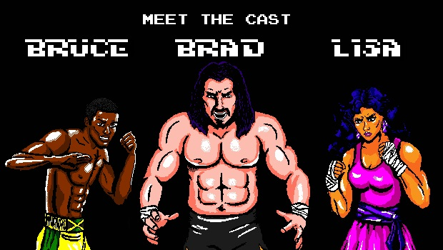 treachery cast Treachery in Beatdown City is Like Double Dragon Meets Fallout 3