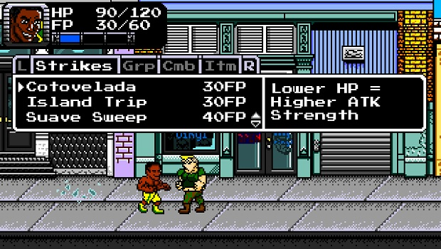 treachery fight Treachery in Beatdown City is Like Double Dragon Meets Fallout 3