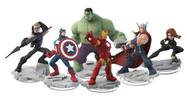 Avengers screenshots New Disney Infinity Trailer Showcases Avengers Play Set