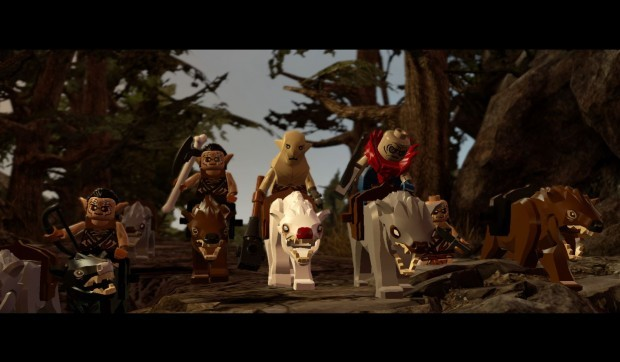 LTH Cutscene 2 e1398694277945 An Expected Journey   LEGO The Hobbit Review