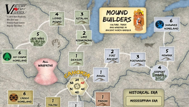 MB0 Fun With Dirt: Mound Builders