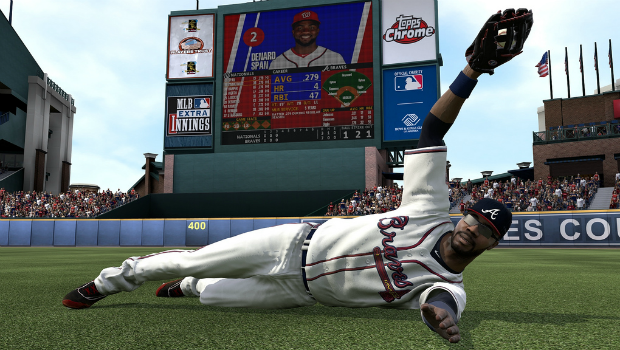 MLB14 3 Closing day    MLB 14: The Show review