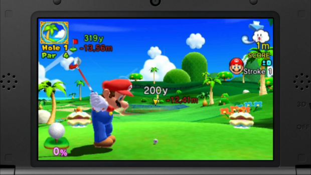 Mario Golf World Tour Screenshot e1398286479104 Par for the course – Mario Golf: World Tour review