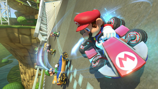 GameStop Holding Mario Kart 8 Demo Event This Week