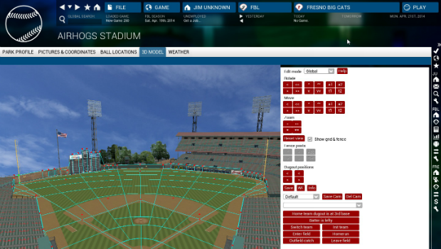 OOTP153 Truly better baseball    Out of the Park Baseball 15 review