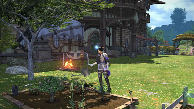 ff14 quests Final Fantasy 14 hands on preview