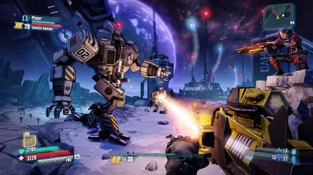 presequel 620x348 More weapons, less gravity    Borderlands: The Pre Sequel preview