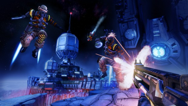 presequel2 620x348 More weapons, less gravity    Borderlands: The Pre Sequel preview