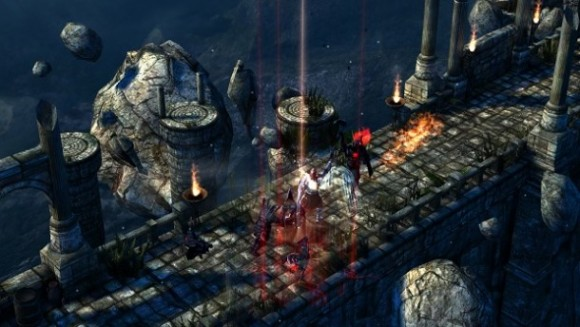 Developed by Black Tower Studios, mobile ARPG Archangel is another title published by Unity Games