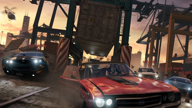 wd mpcarchase Digital Parkour   hands on with Watch Dogs