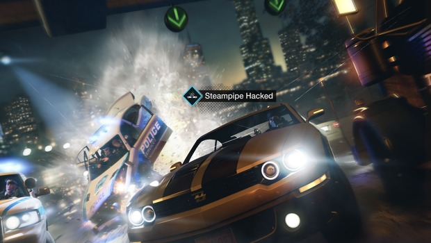 wd steampipehack Digital Parkour   hands on with Watch Dogs