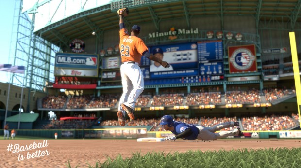 21 620x348 The king continues to rule    MLB 14: The Show review