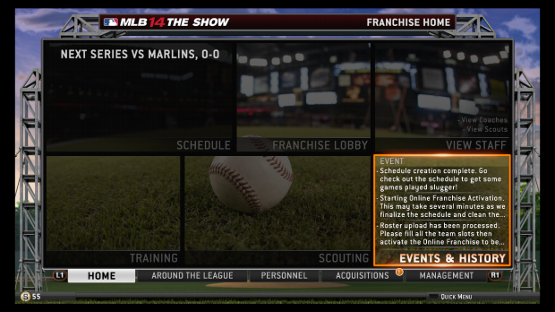 3 620x348 The king continues to rule    MLB 14: The Show review