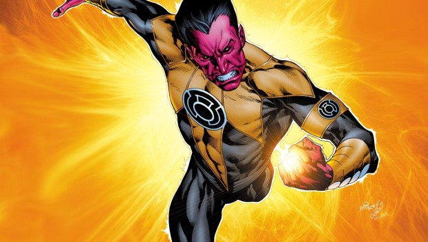 3509857 sinestro fly 620x350 Green Lanterns Sinestro Joins Infinite Crisis Roster