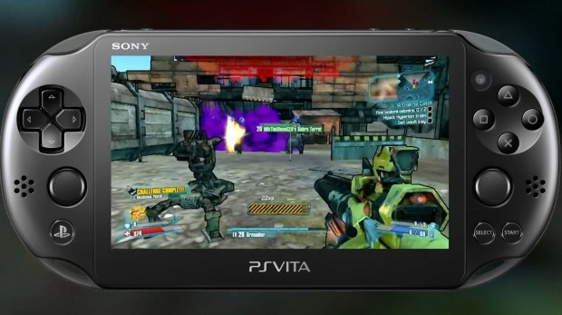 B2V Gameplay 1 e1400454137249 Borderlands 2 Vita Review