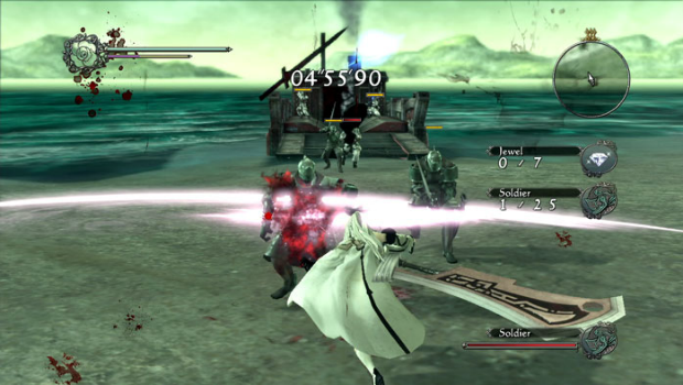 Drakengard1 Singin in the rain (of blood)    Drakengard 3 review