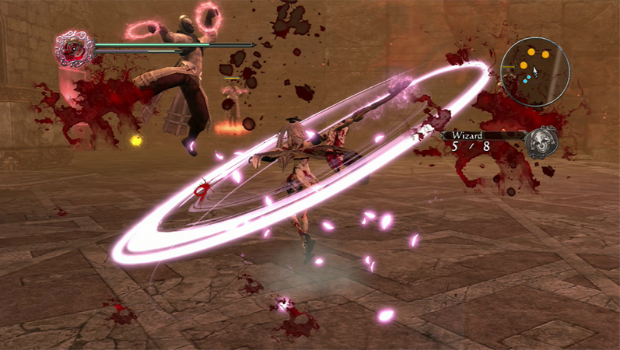 Drakengard2 Singin in the rain (of blood)    Drakengard 3 review