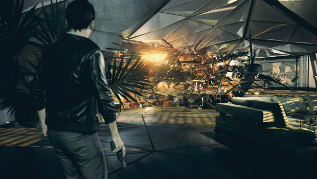 Quantum Screenshot Quantum Break Will be Showcased At Gamescom, Out in 2015