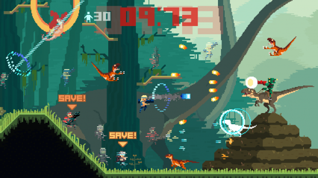 STF Gameplay 2 e1399951351400 Super TIME Force Review