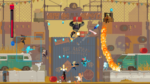 STF Gameplay 3 e1399951430305 Super TIME Force Review