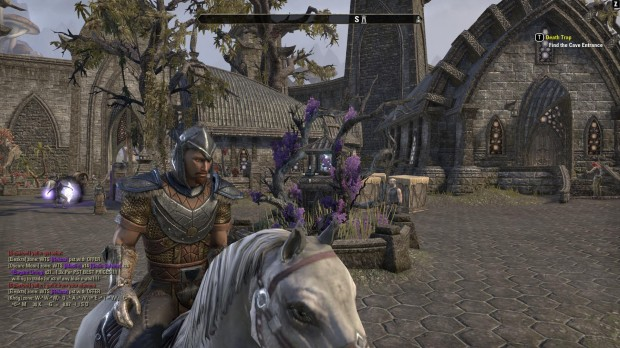 TESO Review 01 620x348 The Elder Scrolls Online   a few problems, a lot of potential