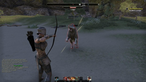 TESO Review 06 620x348 The Elder Scrolls Online   a few problems, a lot of potential