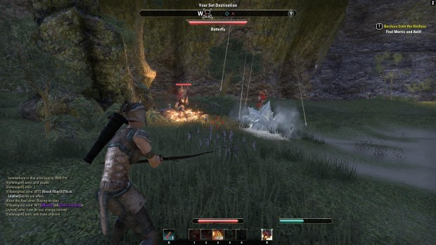 TESO Review 07 620x348 The Elder Scrolls Online   a few problems, a lot of potential