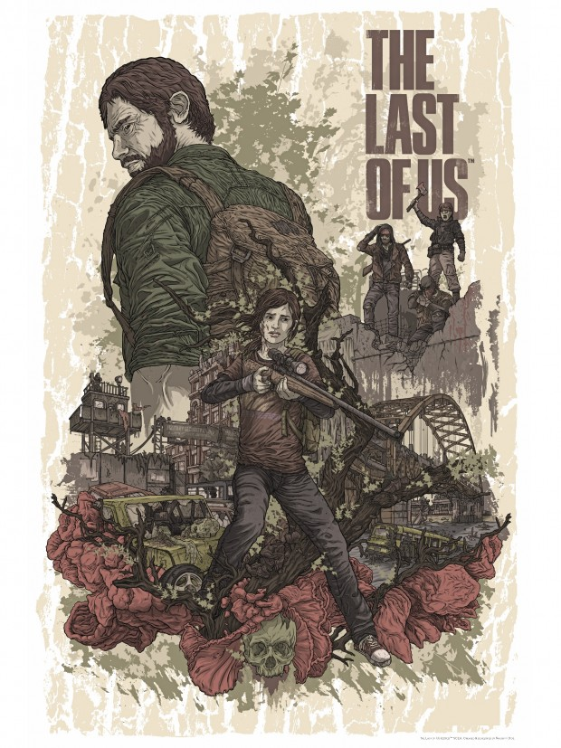 TheLastofUs 3 e1400448640394 The Last of Us Poster Collection review
