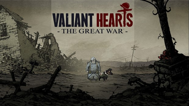 Valiant Hearts The Great War Valiant Hearts Gets Release Date, Screenshots, Trailer