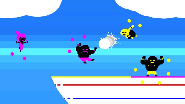 barabariball1 Come together – Sportsfriends PS3 review