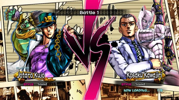img0003 620x348 Blazingly Bizarre    Jojos Bizarre Adventure All Star Battle Review