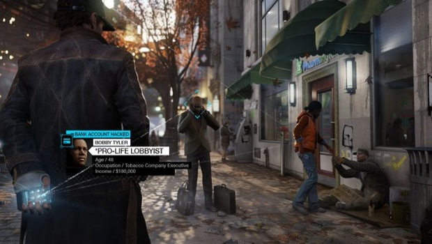 watch dogs   hack 2 Watch Dogs goes real world with a live action street hack