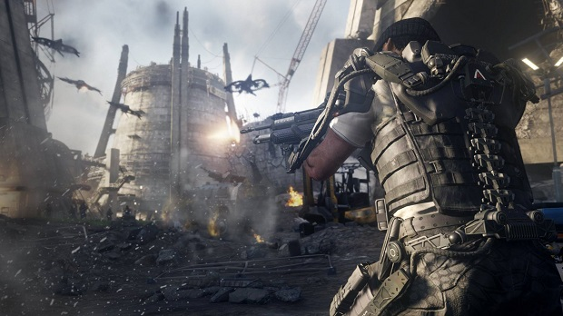E3 2014: Call of Duty: Advanced Warfare Pushes the Series Forward, but Borrows A Lot to Do It