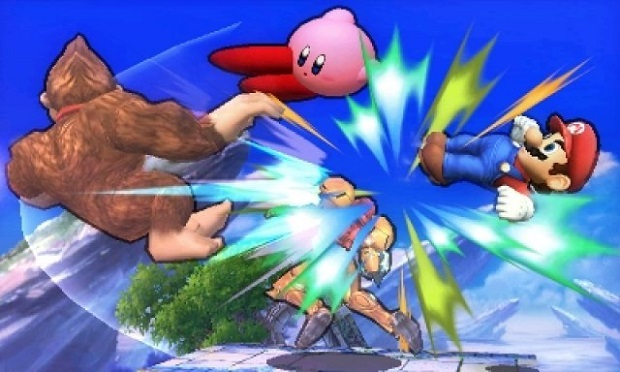 E3 2014: Super Smash Bros. is Shaping Up Nicely on Both Wii U and 3DS