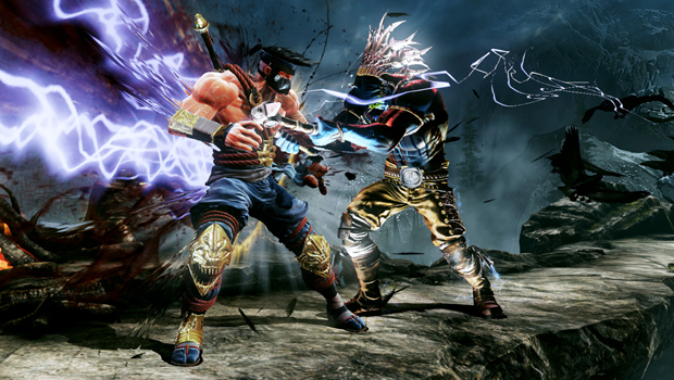 Killer Instinct Season 2 Revealed, Features TJ Combo