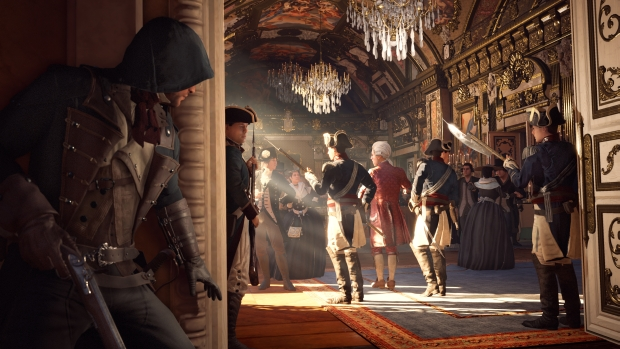 Assassin's Creed Unity - 01
