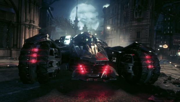 Batman Arkham Knight battlemode The brightest knight– Batman: Arkham Knight preview
