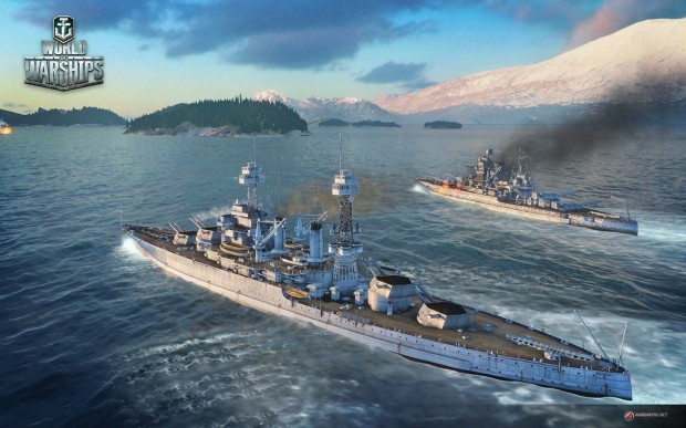 Colorado 1 620x387 All hands on deck!  We check out World of Warships