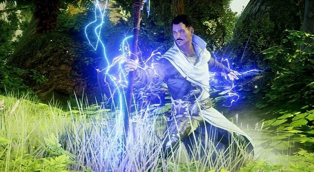 Dragon Age Inquisition Reveals Renegade Tevinter Mage Dorian Bioware Showcases Dragon Age: Inqusitions Dorian