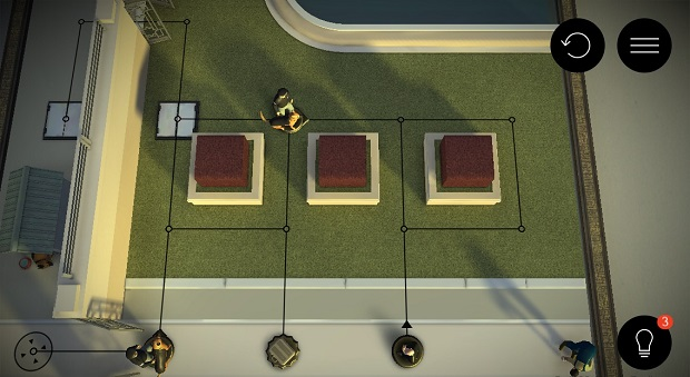 Hitman Go Screen 14 1 Hitman GO    A perfect crime