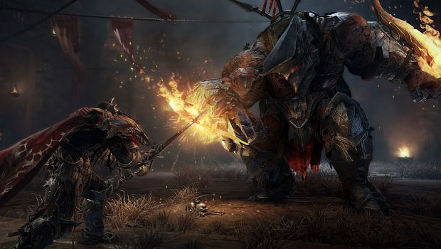 Lords of the Fallen 3 Slow and steady is the pace…  Lords of the Fallen first look