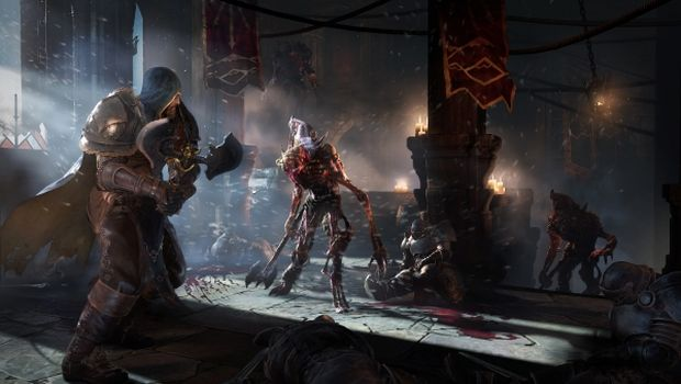 LotF 2 Slow and steady is the pace…  Lords of the Fallen first look