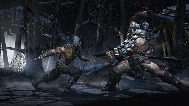 MortalKombatX Scorp Torr Snow Showdown 620x348 Hands on preview of Mortal Kombat X