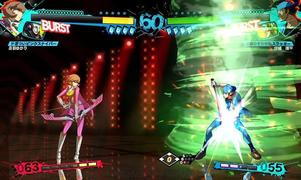 E3 2014: Persona 4 Arena Ultimax is the Perfection of Excellence