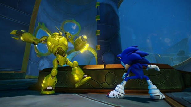 E3 2014: The Sonic Boom Games Don't Feel Like the Focus of Sega's New Initiative
