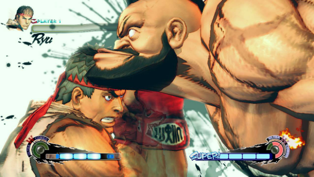 SF1 Fighters Union    Ultra Street Fighter IV review