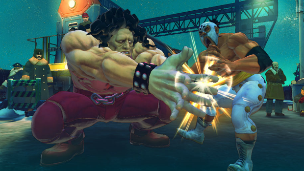 SF2 Fighters Union    Ultra Street Fighter IV review