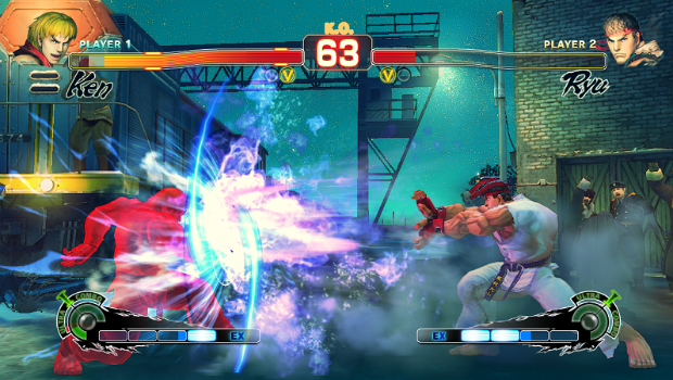 SF3 Fighters Union    Ultra Street Fighter IV review
