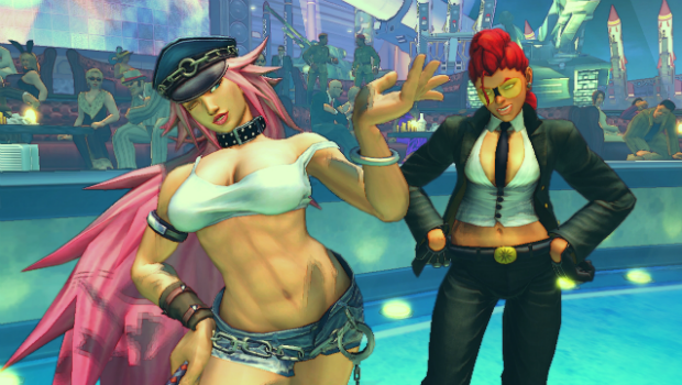 SF4 Fighters Union    Ultra Street Fighter IV review