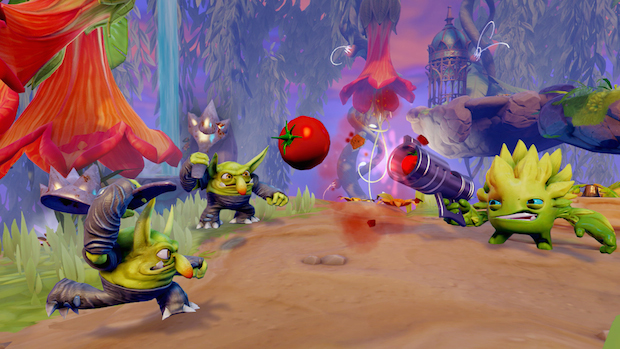 Skylanders Trap Team Food Fight Skylanders Trap Team  Capturing evil to unleash them for good